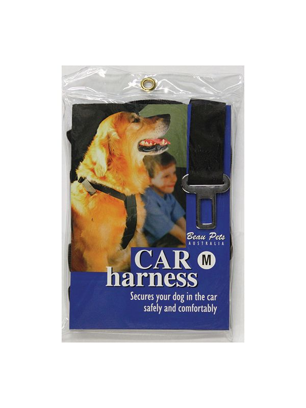CAR HARNESS EXTRA LARGE